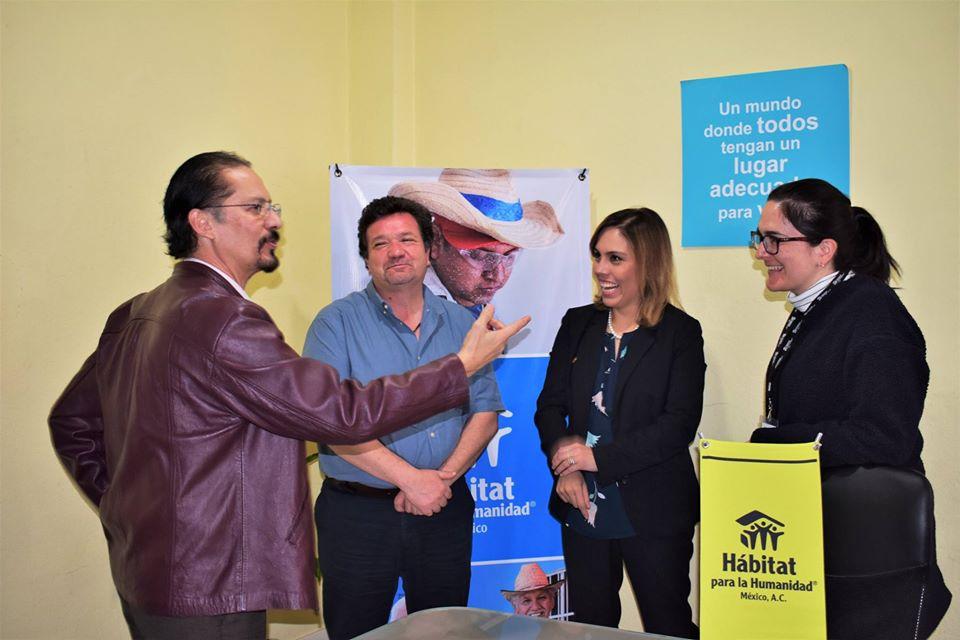 Alianza con Fondo Unido México tiene presencia en Chiapas