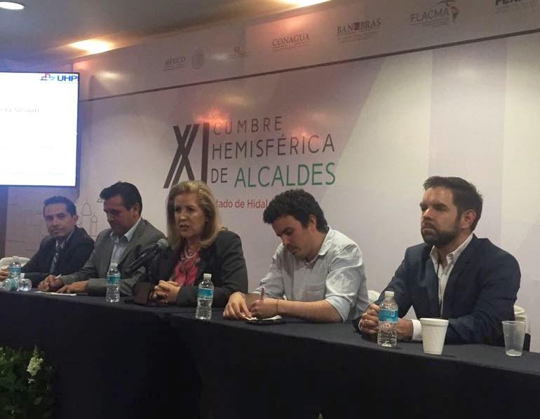 Al compartir esfuerzos, multiplicamos resultados: Reunión de XI Cumbre Hemisférica de Alcaldes