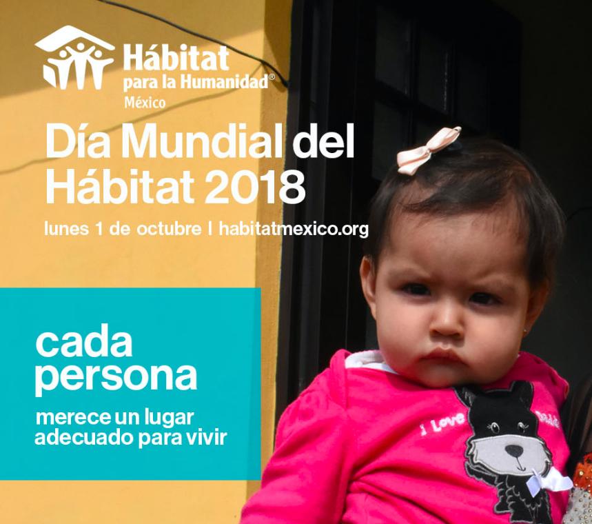 Día Mundial del Hábitat 2018: La gestión de los desechos sólidos comienza en casa