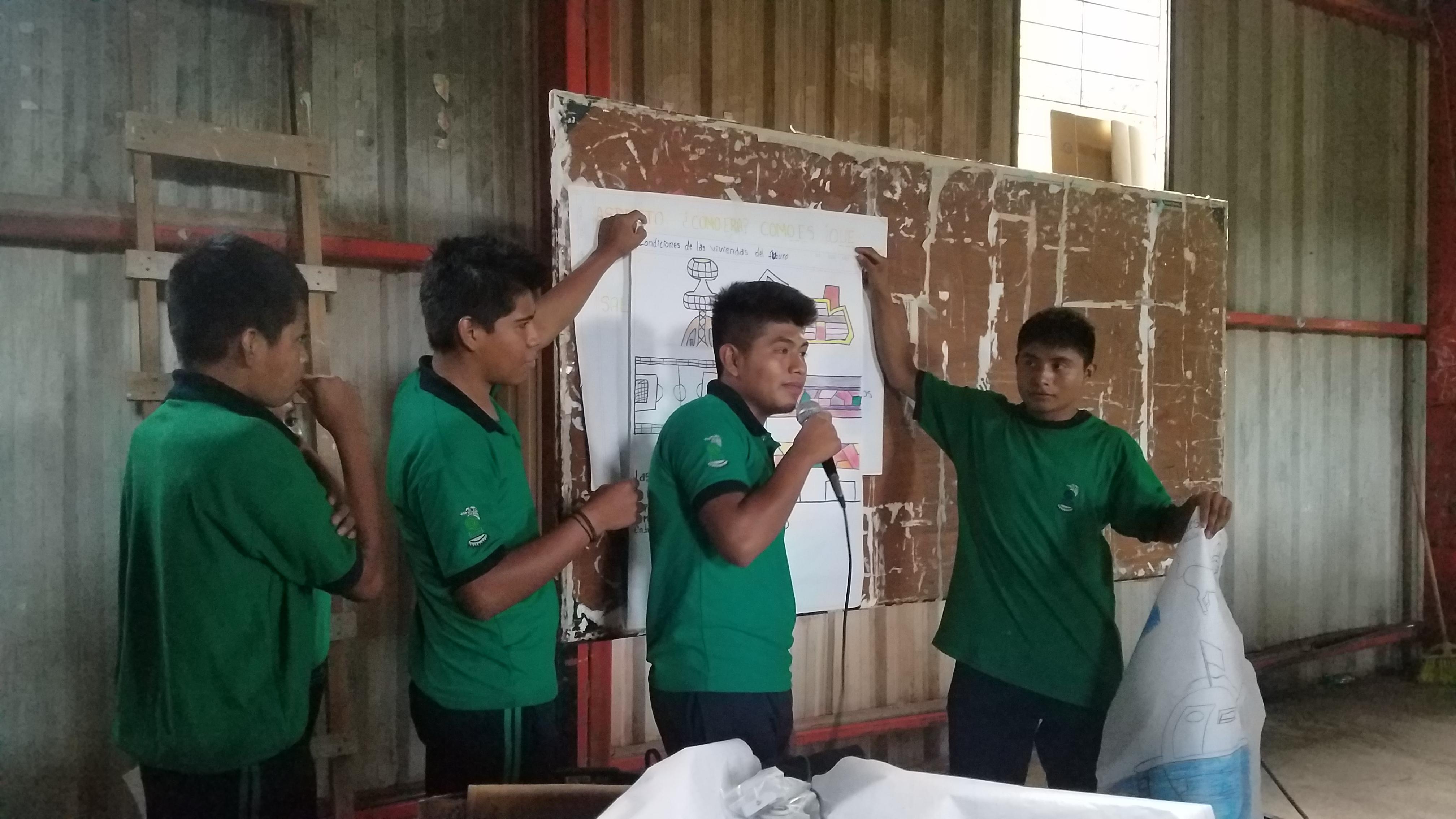 Actividades por el Día Mundial del Hábitat 2018 en TLAPA, Guerrero