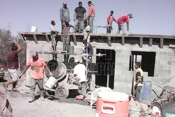 Construyó Hábitat 40 casas en Reynosa