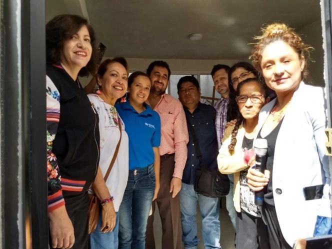 Entregan en Xochimilco primera casa para damnificados del 19S